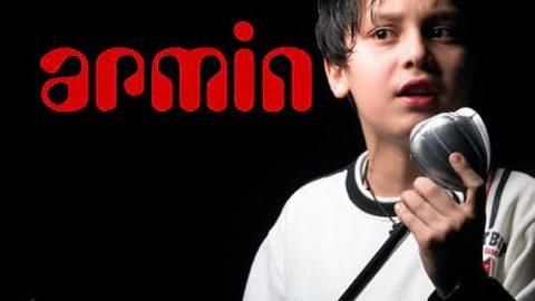 آرمین، خواننده نوجوان و جام جهانی برزیل