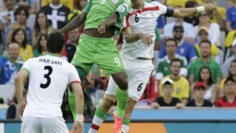 اولین بازی ایران در جام جهانی فوتبال از نگاه عکاسان