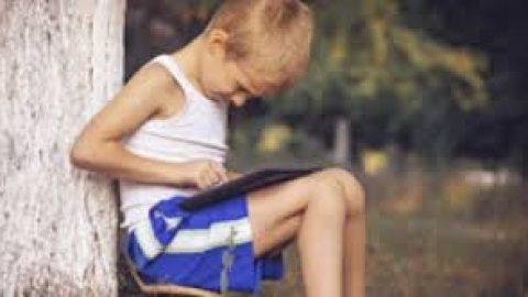 تنبلترین کودکان جهان