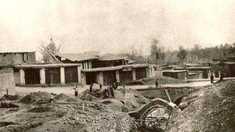 چند عکس تاریخی از تهران قدیم