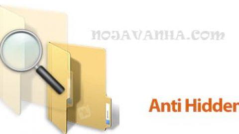 یک نرم افزار برای نشان دادن فایل های مخفی ویروسی