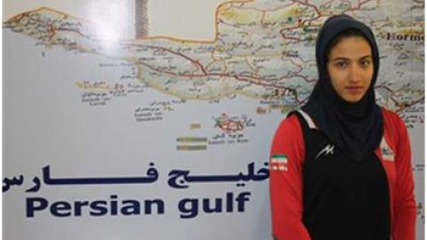 حضور دانش آموز ملی پوش هرمزگانی در مسابقات قایق رانی جهانی مجارستان