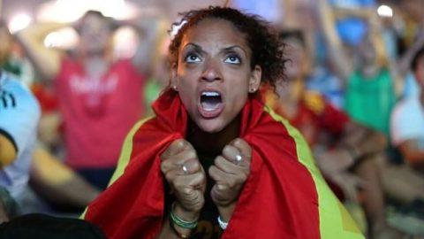 جام جهانی فوتبال ۲۰۱۴ از نگاه عکاسان (۱)