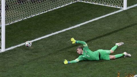 جام جهانی فوتبال ۲۰۱۴ از نگاه عکاسان (۲)