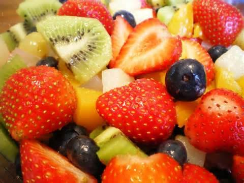 چگونه میوه بخوریم! (1)