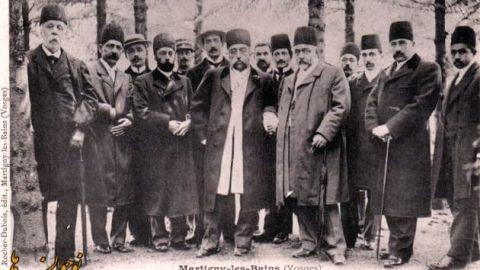 حکایاتی از سفرنامه مظفرالدین شاه قاجار به فرنگ (۷)