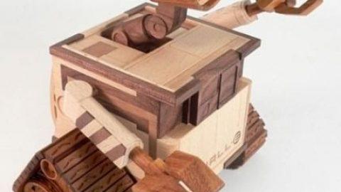 وقتی همه چیز چوبی باشد…