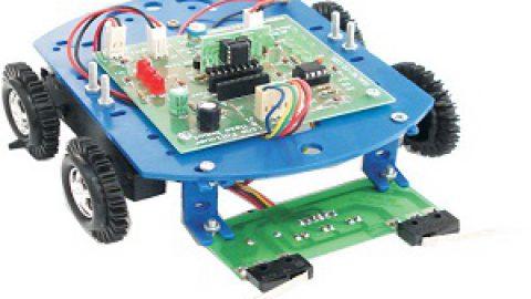 مدار درایور موتور ربات مسیریاب (۵)