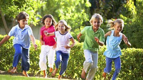 شروع ورزش برای کودکان از چه سنی مناسب است؟