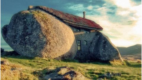 عجیبترین ساختمانهای جهان