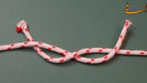 گره وصل طناب