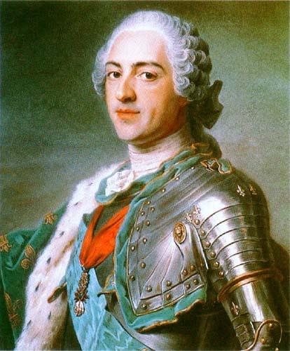 Louis XVI-nojavanha