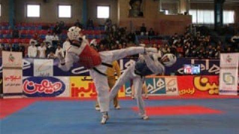 رقابت نوجوانان پایتخت در جشنواره تابستانی تکواندو