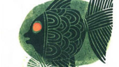 """دانلود کتاب صوتی """"ماهی سیاه کوچولو"""""""