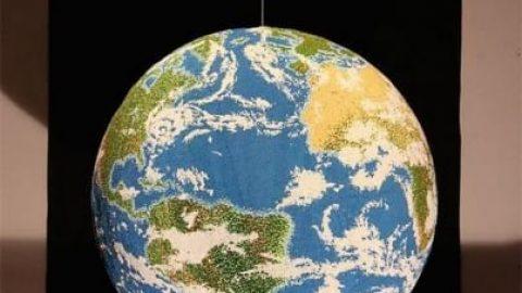 جهانی از چوب کبریت