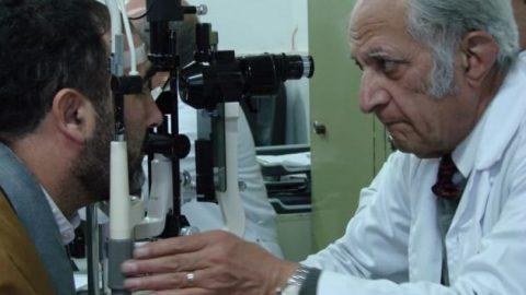 همراه با دکتر خدا دوست متخصص چشم