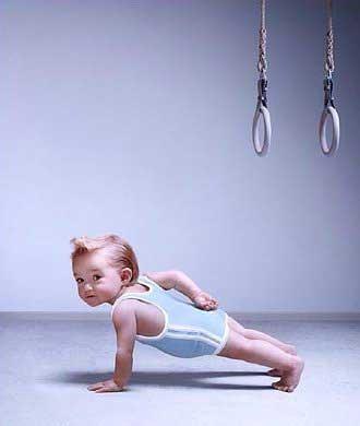 ده نکته درباره ورزش کودکان