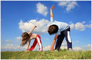 بهترین ورزش برای بچه ها