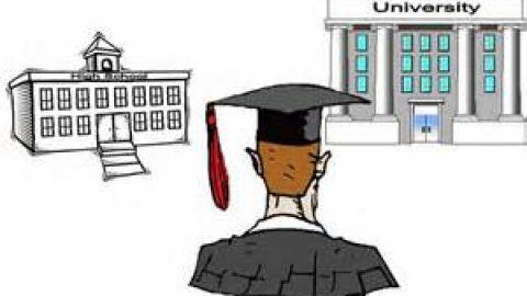 رفتن به دانشگاه