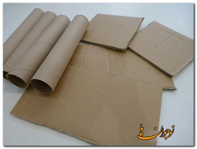 Cardboard Castle-nojavanha (3)