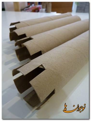 Cardboard Castle-nojavanha (4)