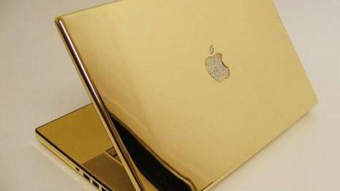 سیب طلایی همراه با الماس