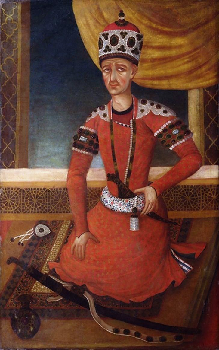شاهان قاجار - آغامحمد خان