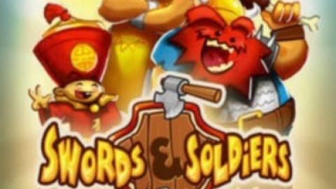 بازی Swords and Soldiers