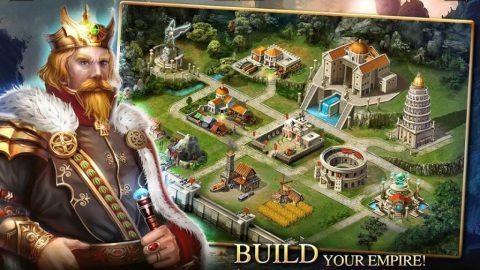 بازی امپراطوری پادشاهی؛Be a King Golden Empire