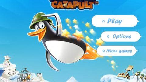 بازی پرتاب پنگوئن های دیوانه؛ Crazy Penguin Catapult v1.0.0