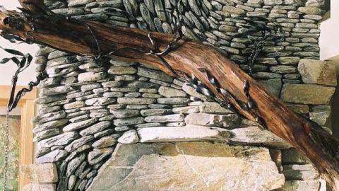 تزئینات سنگی؛ هنری قدیمی