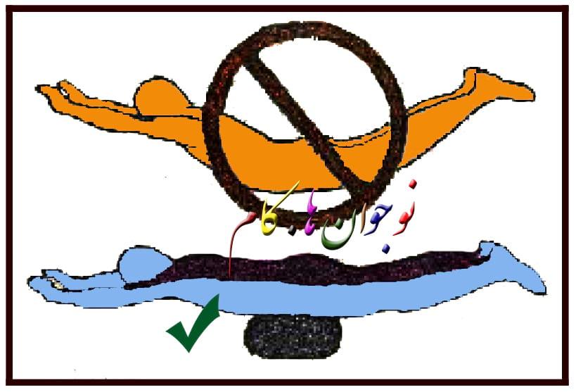 نرمش های ممنوع در ورزش (2)