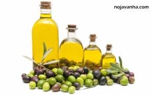 Olive oil.nojavanha
