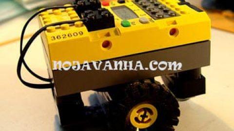 مدار درایور موتور در ربات مسیریاب (۵)