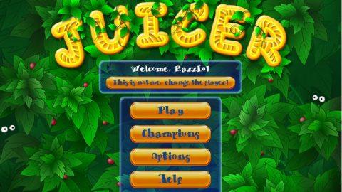بازی خنده دار شلیک به میوه ها؛The Juicer 1.2 PC Game