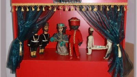 گشایش نخستین موزه اسباب بازی و عروسک های خیمه شب بازی ایران در کاشان