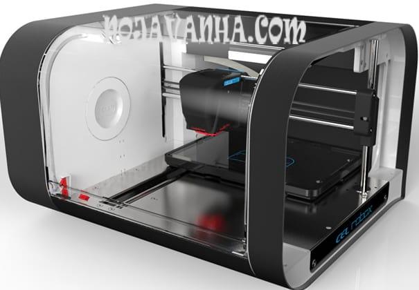 چاپگر های سه بعدی (2)
