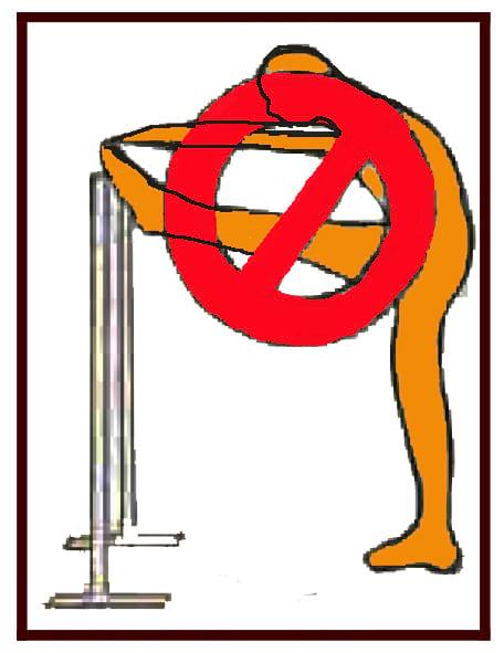 نرمش های ممنوع در ورزش (1)