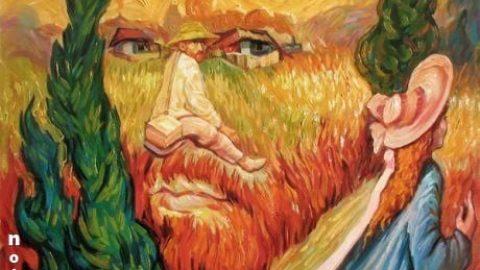 منظره یا پرتره نقاش؟