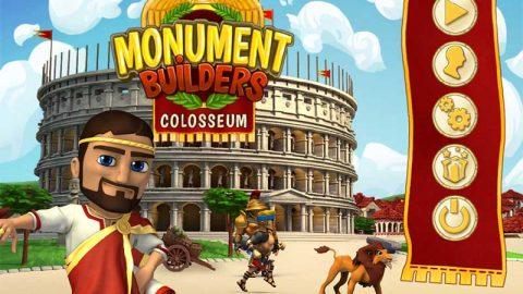 بازی مدیریتی Monument Builders 5: Colosseum