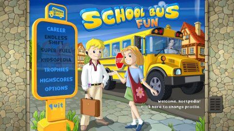 دانلود بازی مدیریتی و کم حجم School Bus Fun