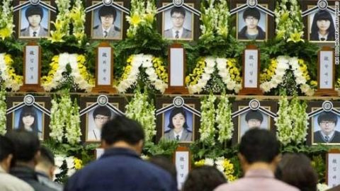 ۳۶ سال حبس برای ناخدایی که باعث مرگ حدود ۳۰۰ دانش آموز شد