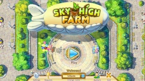 مزرعه آسمان؛ Sky High Farm
