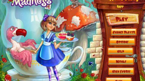 بازی مدیریتی کافی شاپ (Alice's Tea Cup Madness)