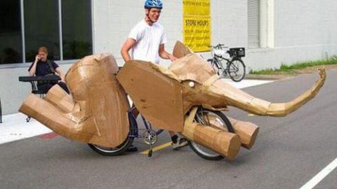 عجیب ترین دو چرخه های دنیا