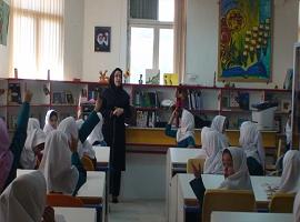 ساعت کلاس درس دانش آموزان کاهش یافت