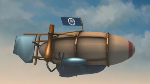 دانلود بازی Airship Dragoon v1.4.8