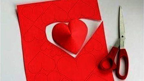 قلب های دیواری