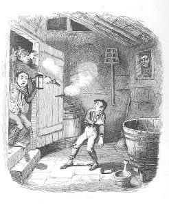 Oliver Twist-nojavanha (1)