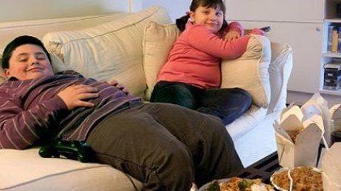 مشکلات سلامتی ناشی از اضافه وزن در فرزندان
